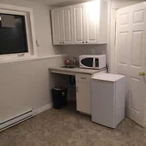 STUDIO SUITE Available in Centre City, Close to MUN & DOWNTOWN