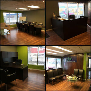Large & Bright Office Space Located off Whyte Ave