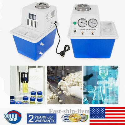 Circulating Water Vacuum Pump 60lmin Lab Chemistry Equipment 180w 110v 60hz New