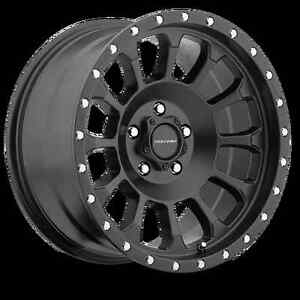 "Roues 17"" Pro Comp Wheels Jeep Wrangler JK Black Rim Mag 17"