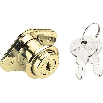 78 Keyed Alike Lock Keys Desk Drawer Mailbox Office Cabinet Polished Brass