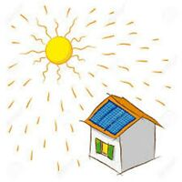 Need new wiring? Let SOLAR pay for it!