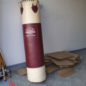 Brand New  USI VINTAGE ALL LEATHER BOXING AND MMA HEAVY BAG