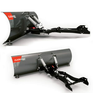 SAVE 150$ - CLICKNGO Snow Blade Kit for your ATV or UTV. (NEW)