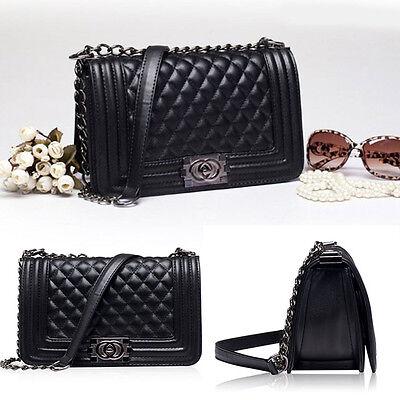 Women Shoulder Bag Luxury PU Leather Chain Messenger Handbag Crossbody Bags New