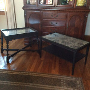 Coffee table and side table Windsor Region Ontario image 1