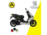 PEUGEOT SPEEDFIGHT 4 125CC LC - SPORTS SCOOTER