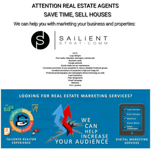 Real Estate Agents - Save time, Sell houses!