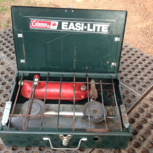Coleman easi-lite gas portable bbq - 18 x 12