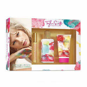 "Never opened Taylor Swift ""Incredible Things"" Perfume Set"