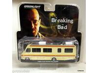 "Fleetwood Bounder /"" BREAKING BAD/"" Crystal Ship Wohnmobil Camper *Greenlight 1:64"