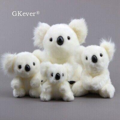 Cuddly Koala Bear Plush Toy Stuffed Animal Doll Kids Baby Birthday Xmas Gifts
