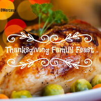 Thanksgiving Family Feast