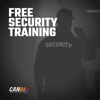 FREE Security Training and Job Placement Program