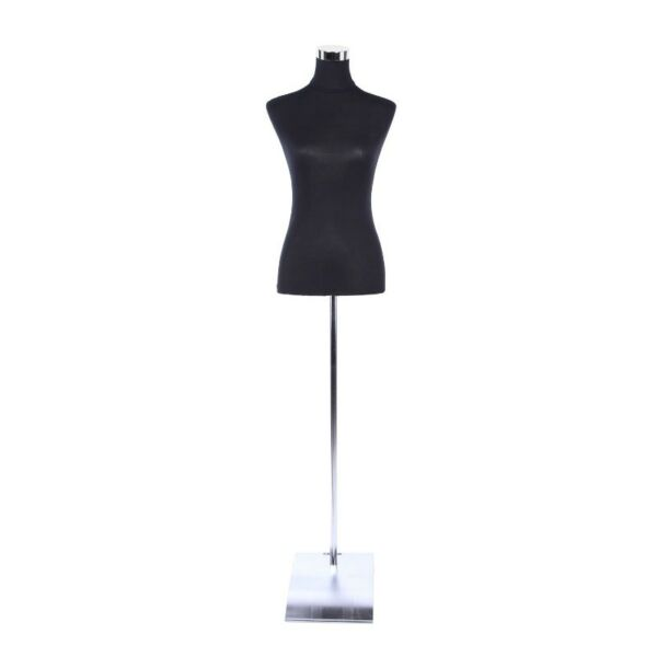 New Female Torso Steel Stand Display Mannequins Dummies For