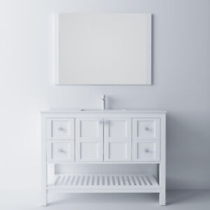 Vanities, Shower Doors, Tubs & More On Sale Now