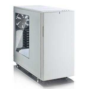 Fractal Design Define R5 White Window Silent ATX Midtower Case
