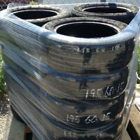 205 55 16, 215 65 16 tire sale 4 installed for $200