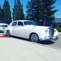 Limos, Rolls Royces, Party Buses, and VIP SUV's