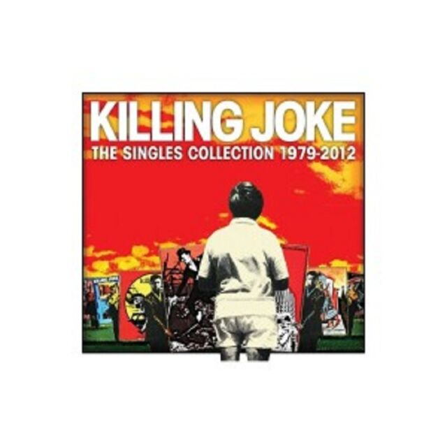KILLING JOKE - THE SINGLES COLLECTION 1979-2012  (2 CD)  PUNK  NEU