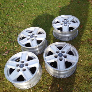 4 Ford Alloy Rims