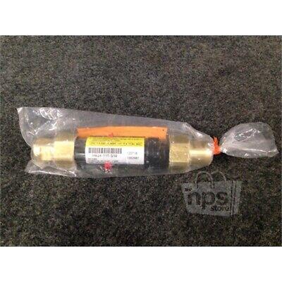 Hedland H624-110-s10 Oil Flow Meter 12 Brass Fitting