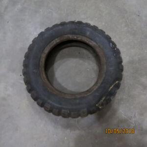 pneus, 3.50 X 8