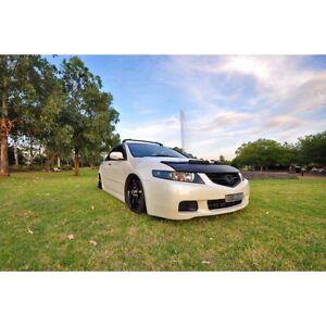 2003 Honda Accord Euro ( Bagged ) Greystanes Parramatta Area Preview