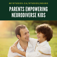 Participate in Research: Parents Empowering Neurodiverse Kids