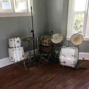 Drums and accessories-Truro