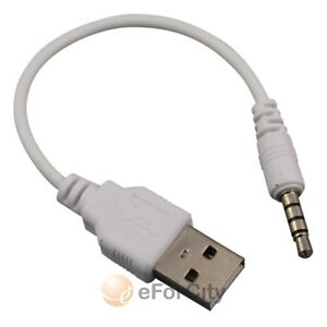 For IPOD SHUFFLE 2ND GEN USB CABLE SYNC+CHARGER CORD