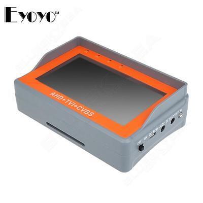 1080p Ahd Tvi Hd Analogy Cctv Camera Ptz Control 4.3 Video Monitor Tester U1i