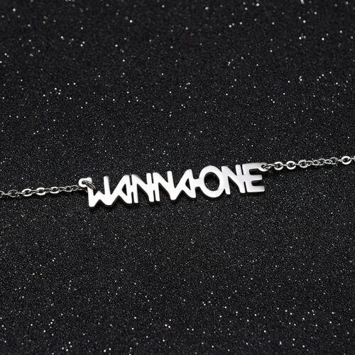 KPOP BTS Bangtan Boys EXO GOT7 TWICE BLACKPINK NCT Steel Pendant Necklace