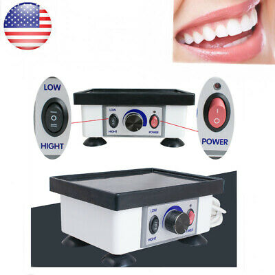 Dental Square Vibrator Model Oscillator Lab Equipment Oral Care Device 110v220v