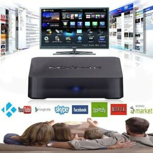 Android Tv Box KODI 18 IPTV 4K 1080P 120$  438-395-1702  Jean