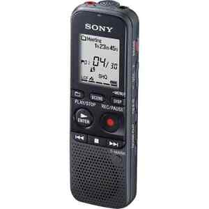 SONY ICD PX333 Digital Voice recorder . Dictaphone