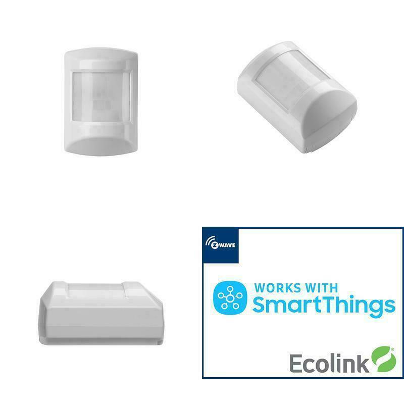 Ecolink Z-Wave Plus PIR Motion Detector, Pet Immune, Gen5