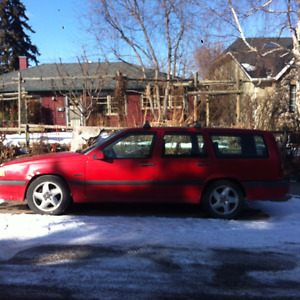 1995 Volvo 850Turbo Estate Wagon