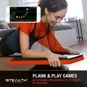 Stealth Core Trainer Personal, Get Ripped Abs and Strong Back, D