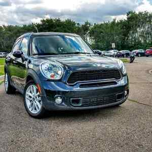 2012 MINI COOPER COUNTRYMAN AWD