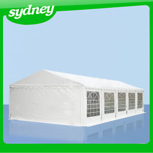 Semi Pro Heavy Duty Classic 5x10m Party Tent Wedding Marquee Syd Matraville Eastern Suburbs Preview