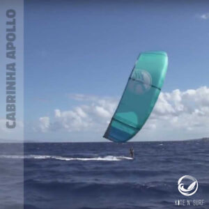 Kitesurfing Kite Cabrinha 10m Apollo 2018. Used twice.