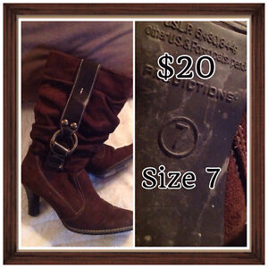 Various ladies boots-different sizes Edmonton Edmonton Area image 9