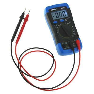 Aneng A830l Digital Multimeter Lcd Dc Ac Voltage Diode Freguency Multitester