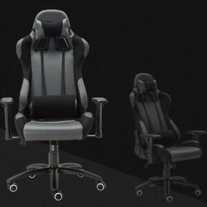 Office Chairs Gaming Chair Racing Seats Grey 251252