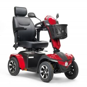 NEW IN BOX Drive Medical Ventura Power Mobility Scooter 4 Wheels