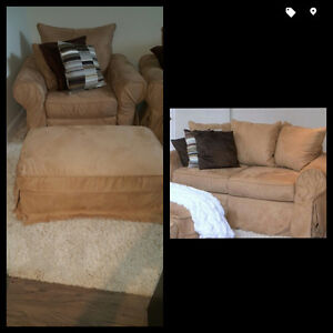 3 pieces -Couches must sell!!