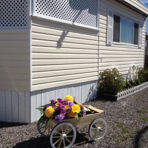 4 SALE OR TRADE  MOBILE HOME IN ALTA FOR RV/MOTORHOME IN BC