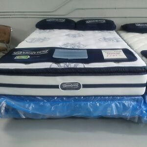 ALL BEAUTYREST QUEEN SETS ON SALE Kawartha Lakes Peterborough Area image 2