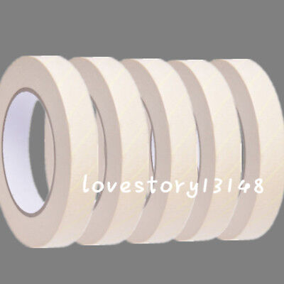 5 Rolls Dental Autoclave Defend Tape Sterilization Indicator 19mm X 50m